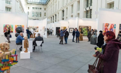 Cornión estará presente en Art Madrid 19